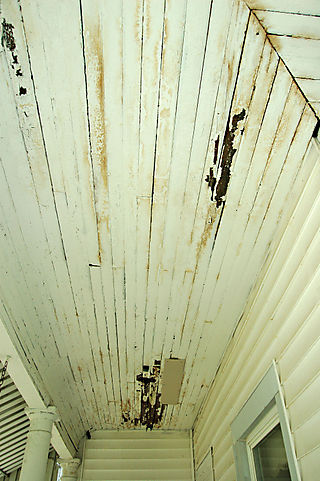Front porch Ceiling 1